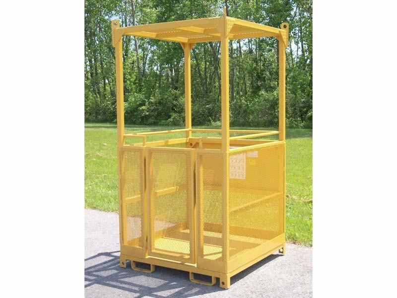 crane-basket