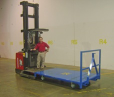 Custom Towable Carts Are The Solution For Williams Sonoma