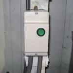 control box mounted