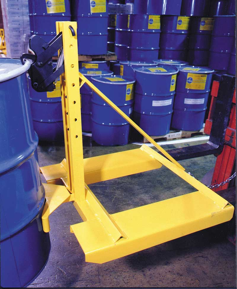 Forklift Drum Handlers