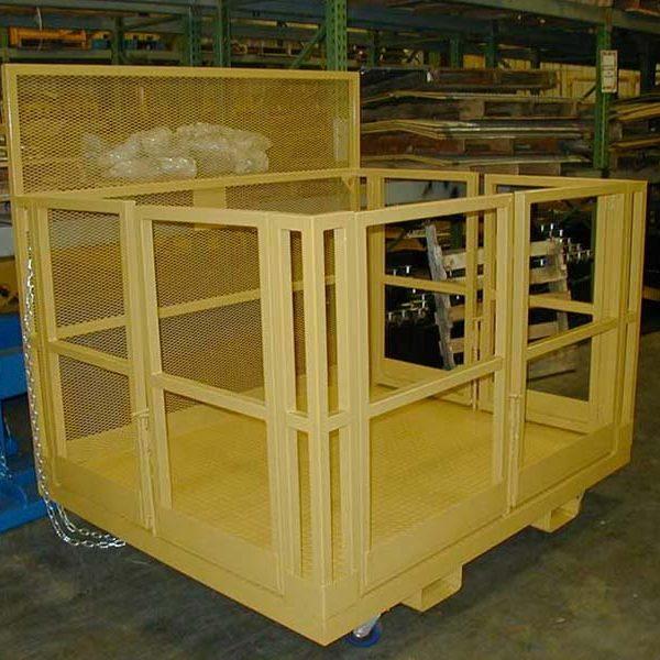 6 Door Safety Basket