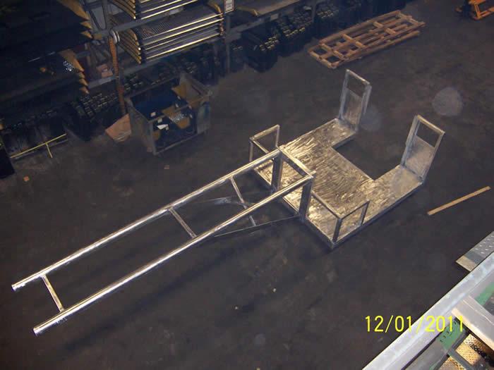 Fascia Carrier Platform
