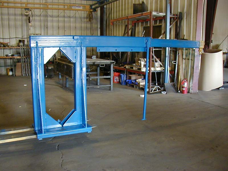 Elevated Lift Jib