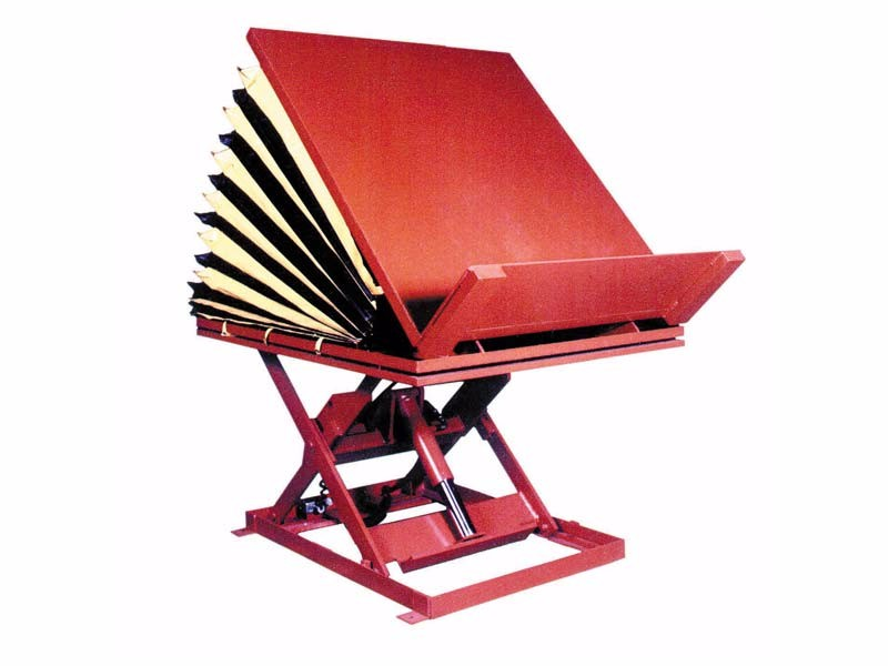 Hydraulic Lift Tables Are Rugged And Reliable