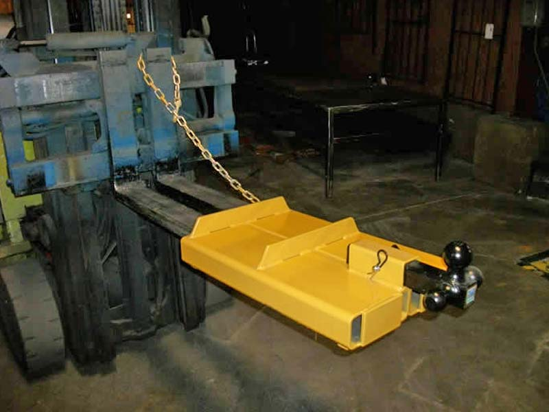 Fork Mounted Trailer Movers