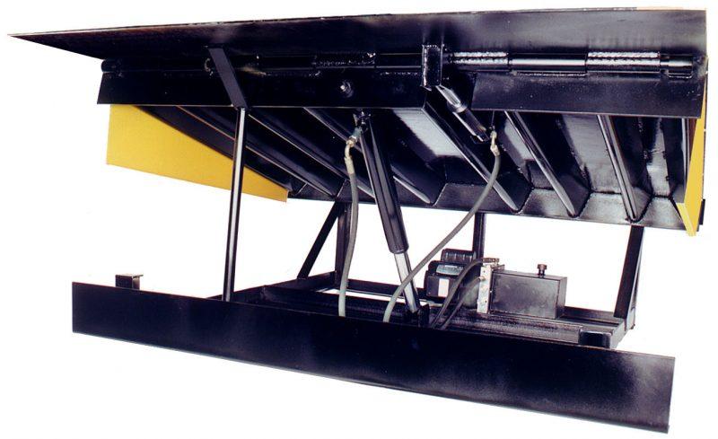 Hydraulic Leveler Open
