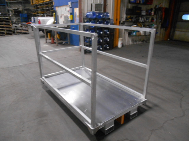 Order Picker Platform Amp Carts For Warehouses