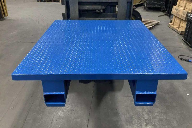 Daimond Plate Deck