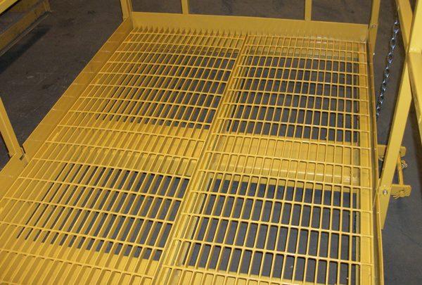 Basket Floor Grating