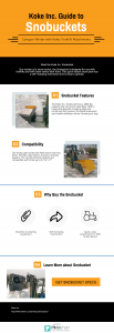Snow Bucket Plow Attachment Guide